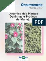 Dinâmica das Plantas Daninhas e Práticas de Manejo