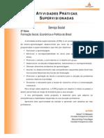CATPS de Formacao Social Economica e Politica