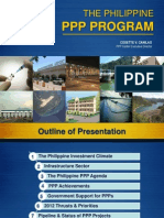 The Philippine Public Private Partnership