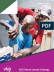 VSO Sierra Leone strategy 2012-15
