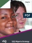 VSO Nigeria strategy 2012-15
