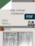 Virtual Note Book