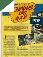 Match 4x2 Thermique 1991
