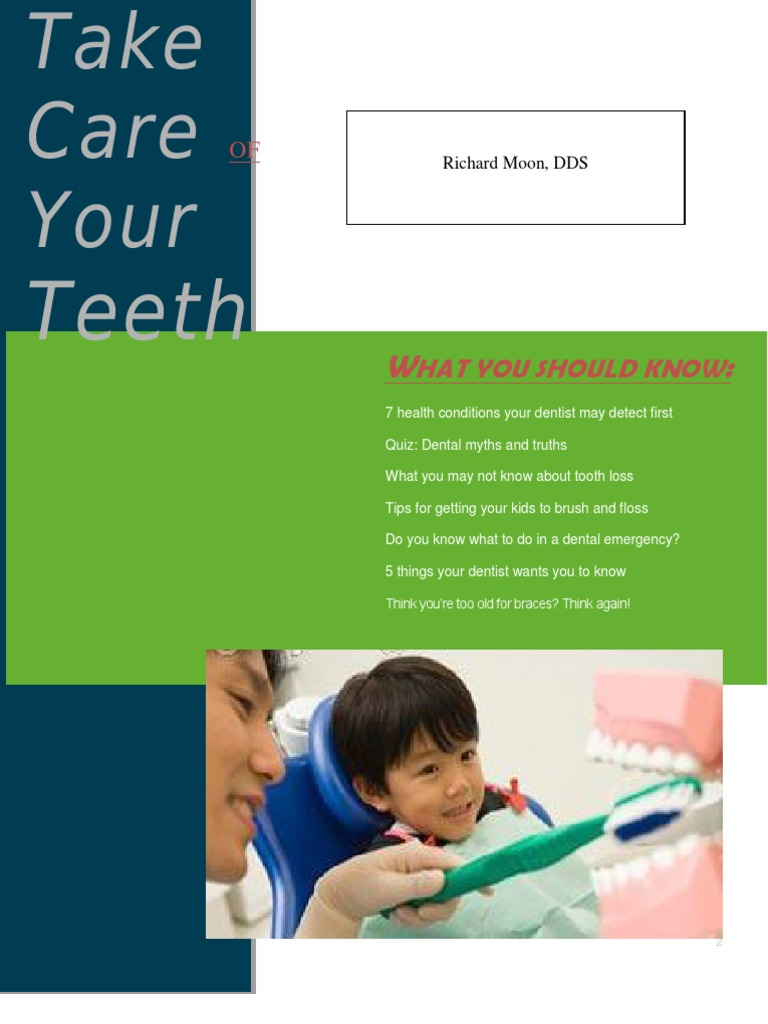 Basics of brushing from best Peoria Dentist | Human Tooth