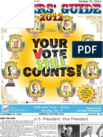 Voters Guide Fall 2012