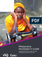 VSO Photovoice facilitators guide