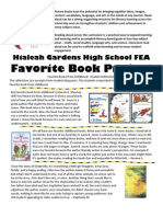 FEA Reading Project
