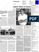 Quinta do Anjo celebra Todos os Santos