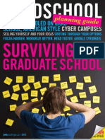 Grad School Planning Guide (Fall 2012)