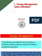 ISO 50001 EMS