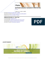 Tunneling-Assisted Poole-Frenkel Conduction Mechanism in HfO2 Thin Films