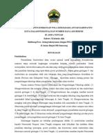 12 Penelitian Dan Pengembangan Pola Kerjasama Antar Kabupatenkota Dalam Pemanfaatan Sumber Daya A
