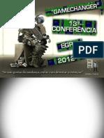 Apresentação Integral Gamechanger - 13ª Conferência RH Magazine
