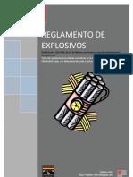 Reglamento de Explosivos