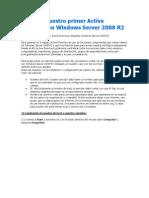 Active Directory en Windows Server 2008 R2