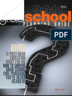 Grad School Planning Guide (Winter 2011)
