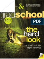 Grad School Planning Guide (Winter 2012)