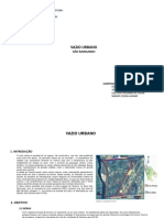 Vazio Urbano Prognose 2