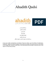 Hadith Library 110 a HadIth Qudsi