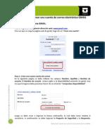 MANU-0005 Manual Creacion Cuenta Gmail