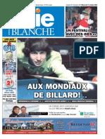 Journal L'Oie Blanche du 17 octobre 2012