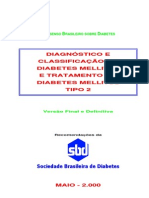 Atenção Farmacêutica II - Diabetes tipo 2