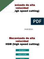Mecanizado de Alta Velocidad