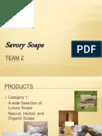 Savory Soaps