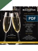 Szilveszter 2013 Grand Hotel Balvanyos