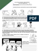 Atividade 6 Serie - Profissoes