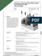 HAWE Proportional Directional Spool VALVE