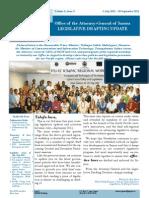 Legislative Drafting Volume 4, Issue 3 Jul - Sept 2011