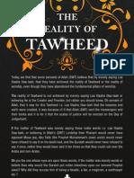 reality of tawheed