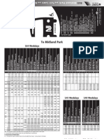 144 Bus Schedule