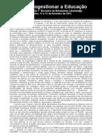Carta Do I Encontro de Estudantes Libertarixs