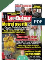 LE BUTEUR PDF du 18//10/2012