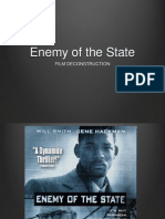 Enemy of the State Film Deconstruction 2
