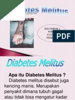 Penyuluhan Diabetes Melitus