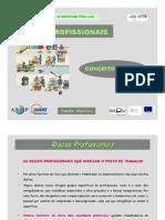 Riscos+Profissionais+ +Conceitos+Gerais