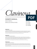 Clavinova series CLP