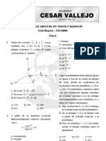 Seminario Fisica Quimica 2008-I