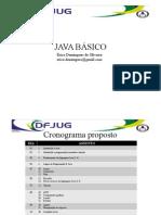 DFJUG JavaBasico Erico
