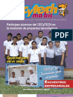 Revista CECyTECH 21