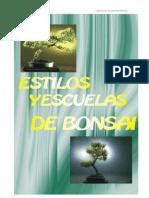 Los Estilos Del Bonsai
