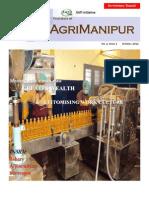 AgriManipur, Vol. 2, Issue 1, Oct 2012