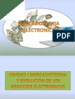 1.- Mercadotecnia Electronica