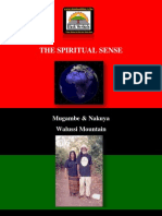 The SPIRITUAL SENSE, Mugambe and Nakuya| Walussi Mountain