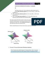 Nilai Maksimum Dan Minimum Fungsi Dua Variabel2