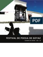 Coleção Preservação e Desenvolvimento - 06 Festival de Poesia de Goyaz, GO