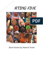 """FROG LIFE PRESENTS """"Starting Five"""" by Patrick Trotti (Vol. 2 Oct 2012)"""